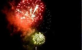 Fremont Fireworks 2012