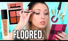 NEW FALL MAKEUP LAUNCHES... what ACTUALLY impressed me by end of day??
