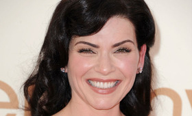 Julianna Margulies Hair, Emmy Awards 2011