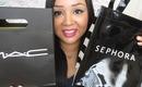 Mac, Sephora & Forever21 Haul!