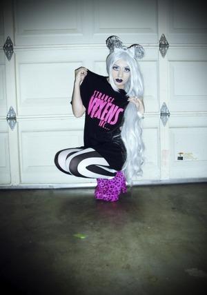 Make Up Artist - Myself Photographer - Brittany P Designer - Strange Vixens Inc