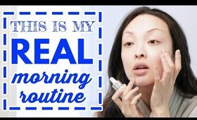 What My Morning Routine REALLY Looks Like!