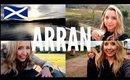 FUN NIGHT ON THE ISLE OF ARRAN! - AUCHRANNIE RESORT | SCOTLAND