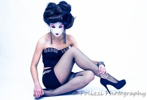 Credits:  Photog: Curinne Polizzi http://www.polizziphotography.com/ http://www.modelmayhem.com/2802535 Model: Keri Lynn http://www.facebook.com/polizziphoto?fref=ts http://www.modelmayhem.com/2795980 Hair: Meredith C. & Bree Makeup: Me http://www.facebook.com/SmokinColour http://www.modelmayhem.com/2875249 www.smokincolour.blogspot.com