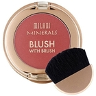 MILANI Minerals Blush with Brush