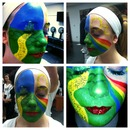 Wizard of Oz Theatrical Makeup