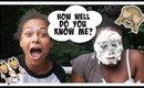 How Well Do You Know Me?! - Sister Tag | Kaitlyn Angela