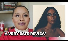 A Very Late Review of Solange's When I Get Home   @Jouelzy