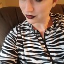 Goth Widow Makeup