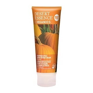 Desert Essence Pumpkin Spice Hand Repair Cream