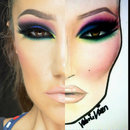 VIDEO TUTORIAL @valerievixenart inspiration