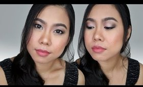 Easy PROM Makeup 2018 Philippines | thelatebloomer11