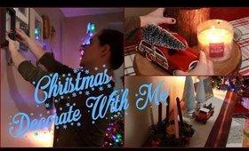 CHRISTMAS DECORATE WITH ME | CHRISTMAS 2017 | NORAH ELAINE