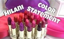 *NEW* MILANI Color Statement Collection: Review & Swatches
