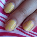 Stamping Lace Nail Art