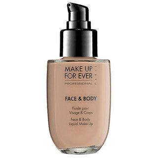 MAKE UP FOR EVER Face & Body Liquid Makeup