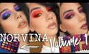 Anastasia NORVINA Collection Vol. 1 Palette | Three Looks + Review