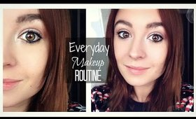 Tutorial: Everyday Makeup Routine + Giveaway ♡