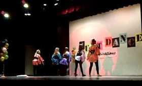 Cousin's Dance Show - First Dance