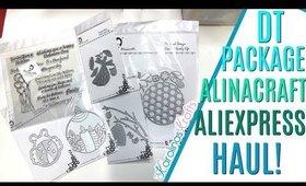 DT Package AlinaCraft Aliexpress Die Haul, Aliexpress Metal Die Haul, Aliexpress Die Haul Alinacraft