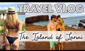Hawaii Travel Vlog    The Island of Lanai   Katie's Bliss