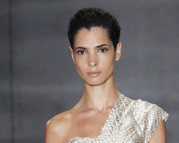 Reem Acra Hair, New York Fashion Week S/S 2012