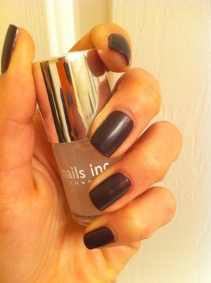 Frist time trying Matte finish look, love it or not...