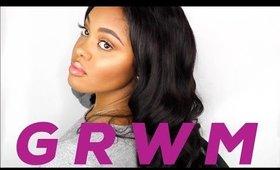 GRWM : Hair & Makeup Transformation | Samirah Gilli