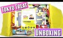 Tokyo Treat Unboxing Review   Japanese treats unboxing