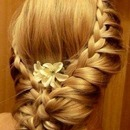 hair for prom or special occasion
