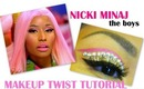 Nicki Minaj - The Boys Music Video Makeup