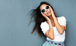 Are Your Sunglasses Giving You Zits?