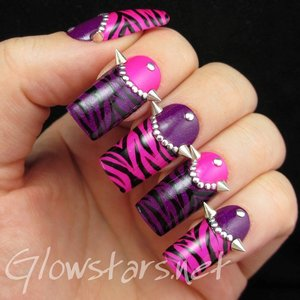 Read the blog post at http://glowstars.net/lacquer-obsession/2014/06/no-incantation-now-will-save-us-now-that-were-too-old-to-die-young/