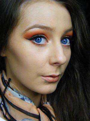 Spring trend makeup