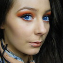 Spring Trend 2012 Orange Eyeshadows