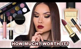 FULL FACE USING PAT MCGRATH - MY THOUGHTS.. | Maryam Maquillage