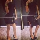 👗Lil Black Dress;)