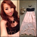 Valentine Makeup && Outfit