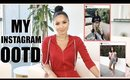 My Outfits Of The Week | Diana Saldana