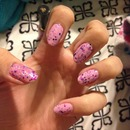Girly nails!