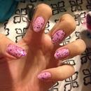 Girly nails!