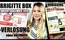 Brigitte Box Adventskalender 2019 | Mini UNBOXING & VERLOSUNG
