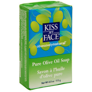 Kiss My Face Pure Olive Oil Bar Soaps