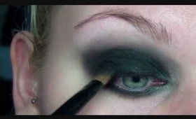 Friday the 13th/ Uber Smokey Eye