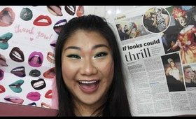 Melt Cosmetics Unboxing & I'm in The New Paper!