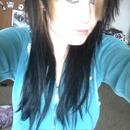 Black/Orange Hair