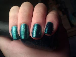 Another one of my loves from ORLY. This is Halley's Comet, obviously there are a lot of dupes for it. OPI Catch Me in Your Net and Zoya Charla but I found the ORLY one first so I'm sticking by this. Plus, ORLY's bottles are bigger. Haha. Cheap? I think so. I think it's from the Cosmic FX collection a couple years back but my Ulta still sold / sells it.