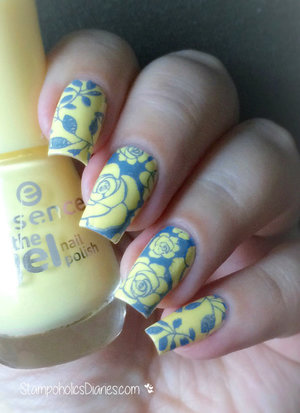 http://stampoholicsdiaries.com/2016/03/21/yellow-roses-with-essence-mundo-de-unas-and-uberchic-beauty/
