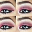 Wearable Burgundy Makeup