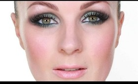 Blue/Green Smokey Eye Makeup Tutorial
